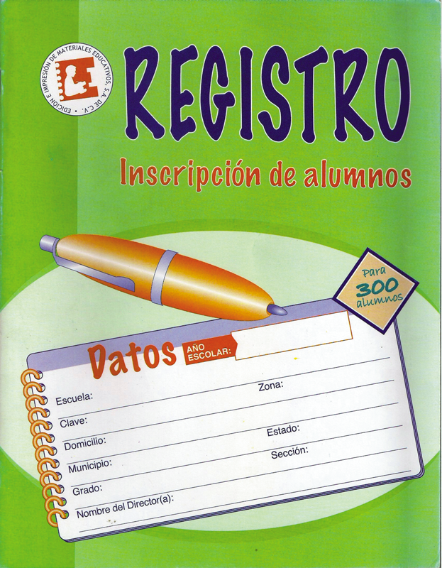 Registro de Inscripción de Alumnos